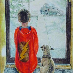 Dreaming of super heroes