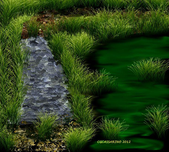 Green pathway to heal - Carla giovanna cassarino