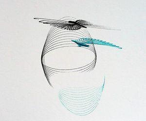 two twirls