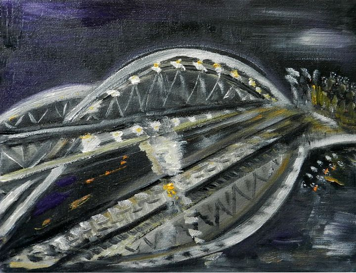 Bridge - CS art