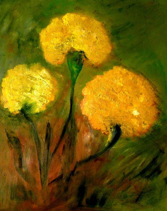 3 Yellows - CS art