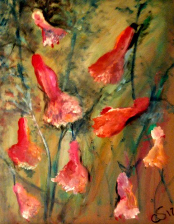 My Flowers - CS art