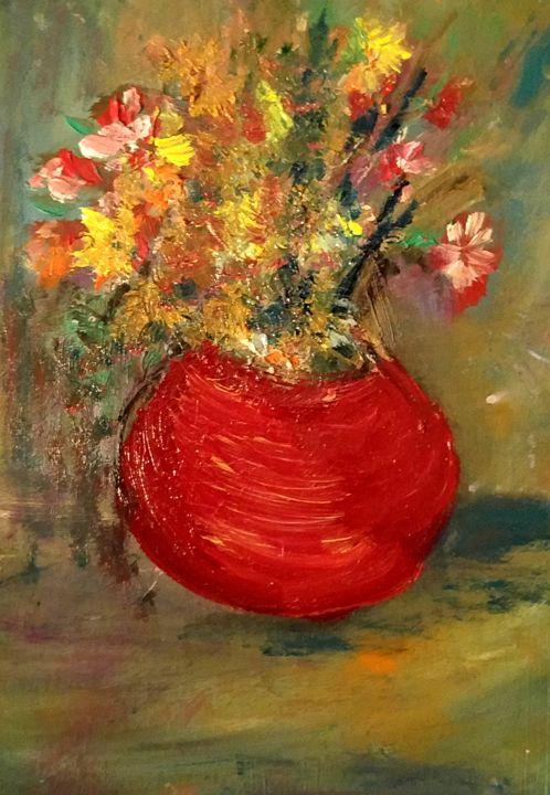 Vase 28 - CS art