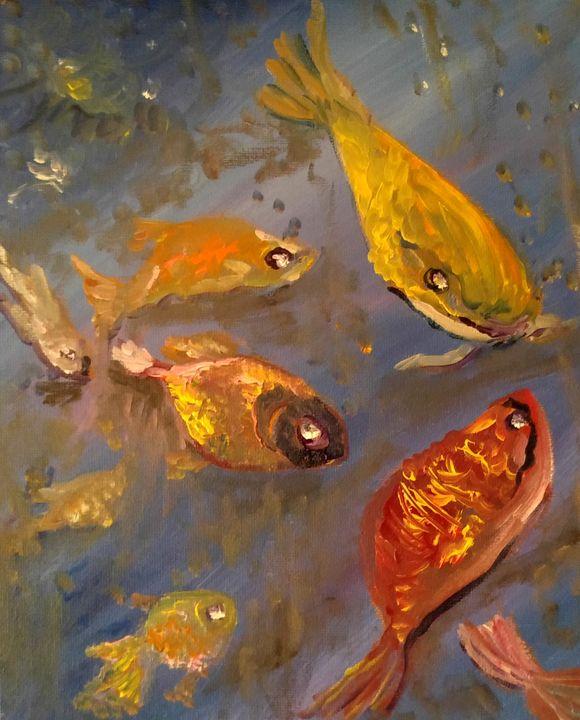 Underwater 3 - CS art