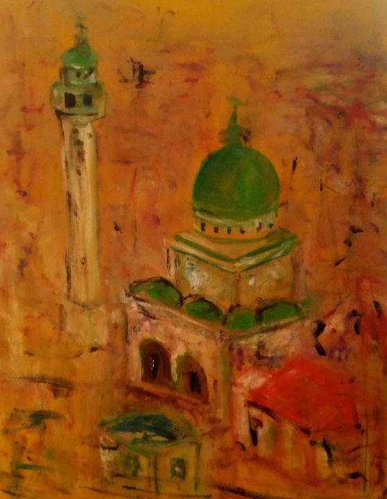 Nablus - CS art