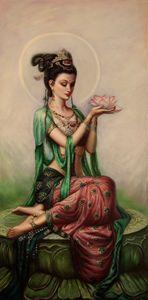 Dunhuang Goddess