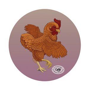The Happy Chicken