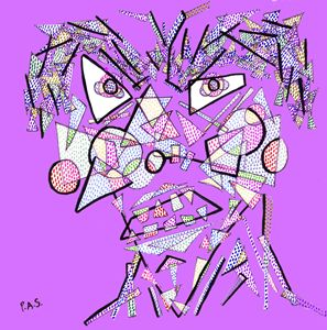 Geometrulio Purple