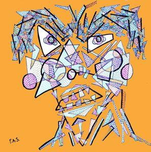 Geometrulio Orange