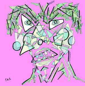 Geometrulio Pink