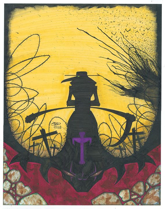 After The Harvest - SPQ ARTIST AT LARGE