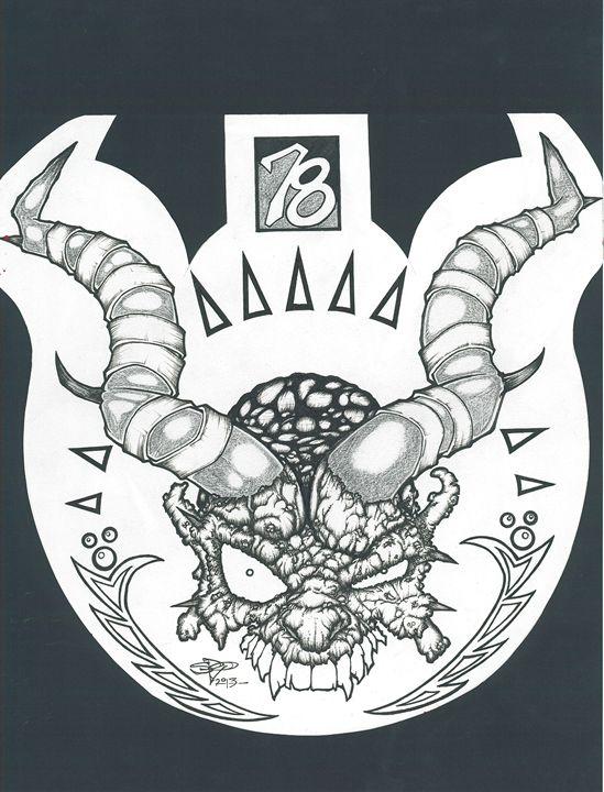 Natural Born Badass - SPQ ARTIST AT LARGE