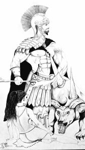 Roman - Magic Man McGann