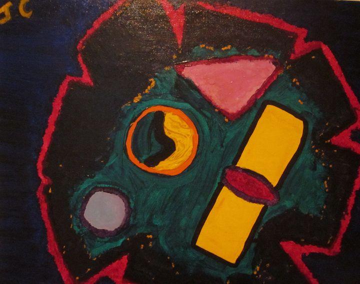 Jessie Cooper's Art, 1992 - chris cooper's art
