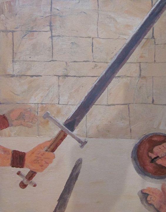 The Colosseum - chris cooper's art
