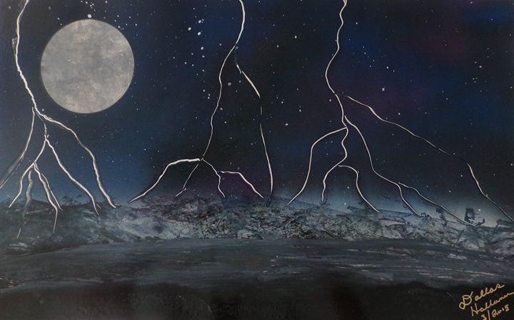 Lightning From Beyond - Creative  DP Artworks
