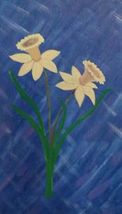 Daffodil Dance - Creative  DP Artworks