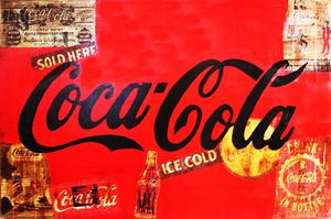 COCA-COLA « Ice Cold »