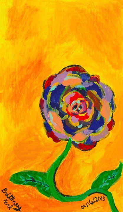 A rose - Karl art