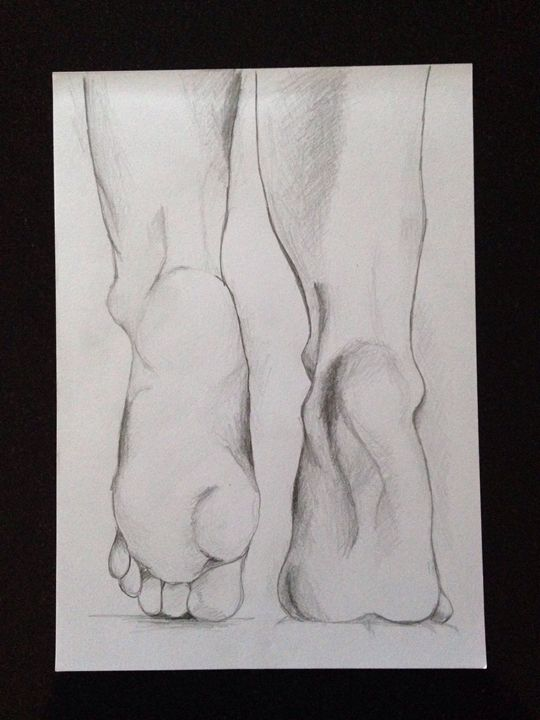Soles - Fine art by Emma