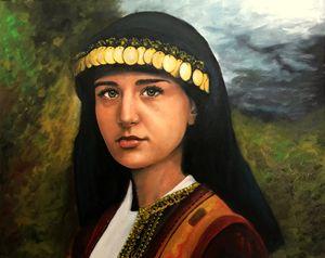 Greek Dame