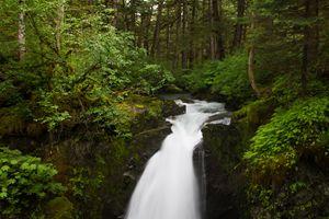 Saw Mill Creek Waterfall