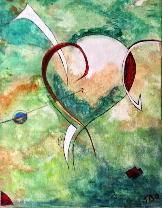 Thru the Heart - Terys Art