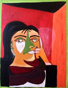 My Picasso Reproduction