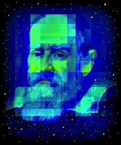 Galileo Galilei/paradiseblueart