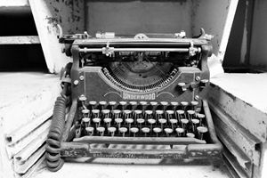 Antique Typewriter II