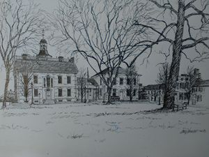1700 courthouse in Dover Delaware