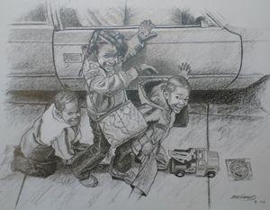 """""""Kids At Play"""""""