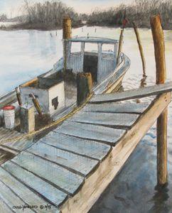 Old Fisherman's Dock