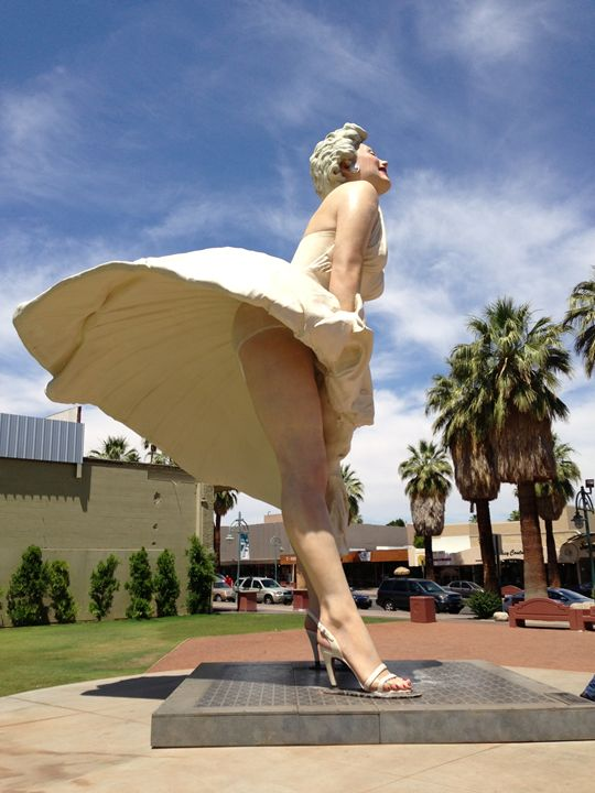 Marilyn Monroe - Tim Thompson