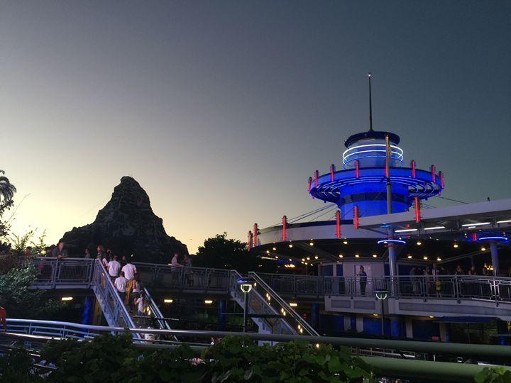 Matterhorn sunset - Tim Thompson