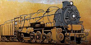 PRR L1s Mikado Locomotive