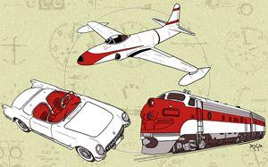 Jet Age Style