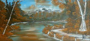 Autumn Mountain 2