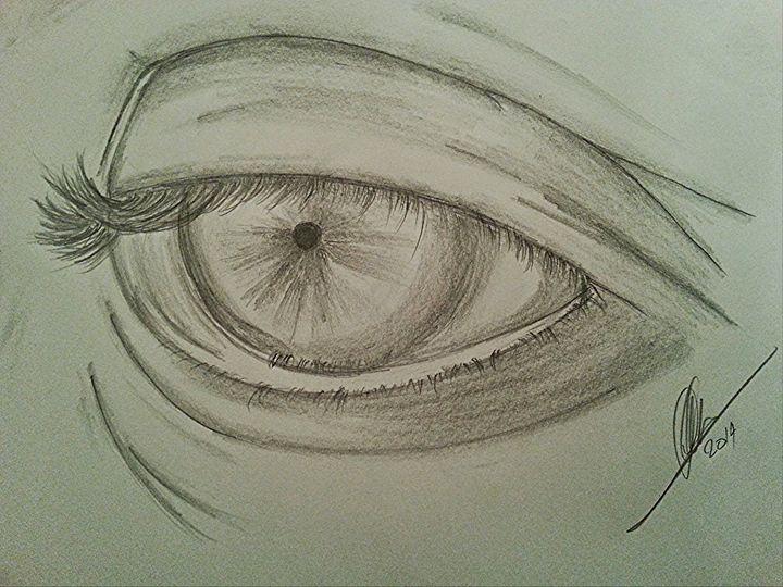 Eye - Collin A. Clarke
