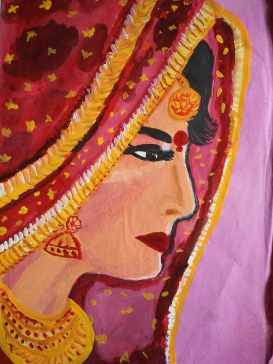 indian bride - Surya hema