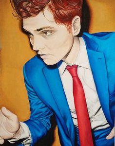 Gerard Way the Alien
