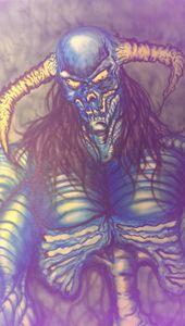 demonic ghoul - mike wagoner
