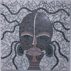 """Oya"". Goddess of Change &Transforma - Eccentric Pieces"