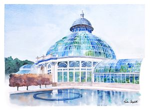 Conservatory at NYBG