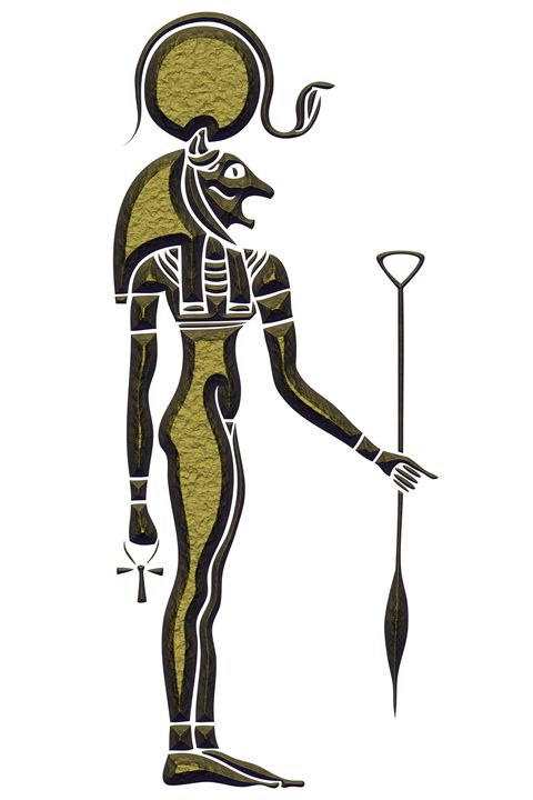 Bastet - Goddess of ancient Egypt - Art Gallery