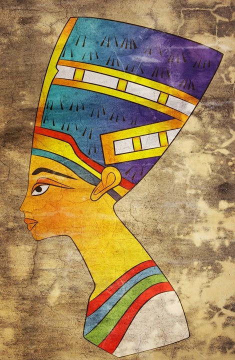 Nefertiti - Art Gallery