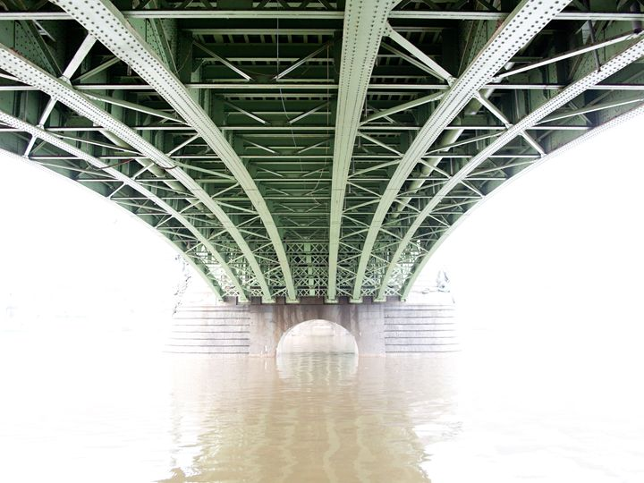 under the bridge - Art Gallery