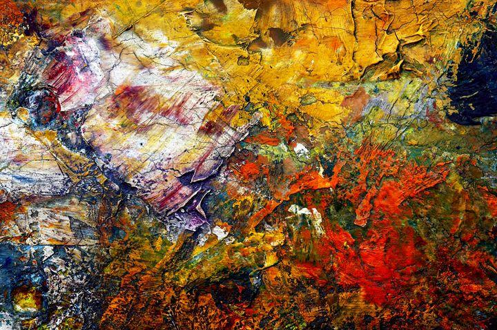dry oil paints - Art Gallery