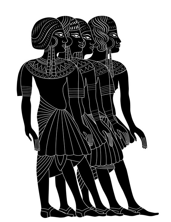 Women of Ancient Egypt - Art Gallery