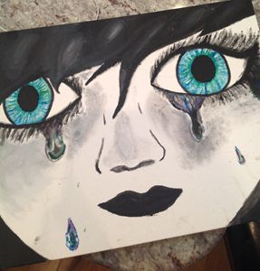 Glass Stained Tears